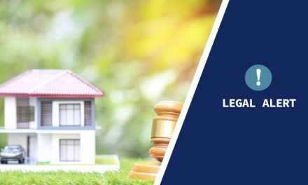Legal Alert On The Sectional Properties Act, 2020