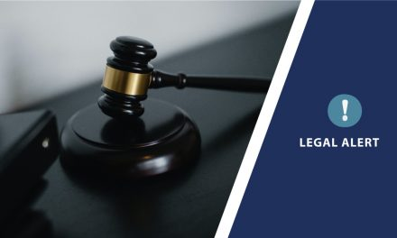 Legal alert on the current applicable court fees assessment schedule